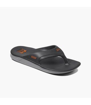 Reef One Sandals - Grey/Orange