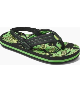 Little Ahi Glow Sandals - Dinosaurs