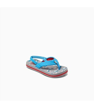 Little Ahi Sandals - Nom Nom