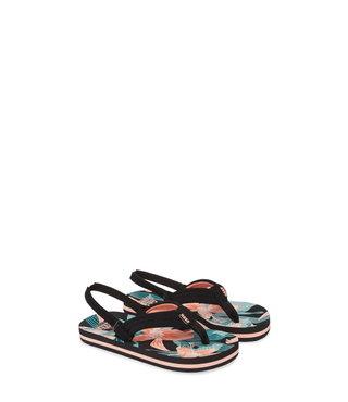 Little Ahi Sandals - Hibiscus