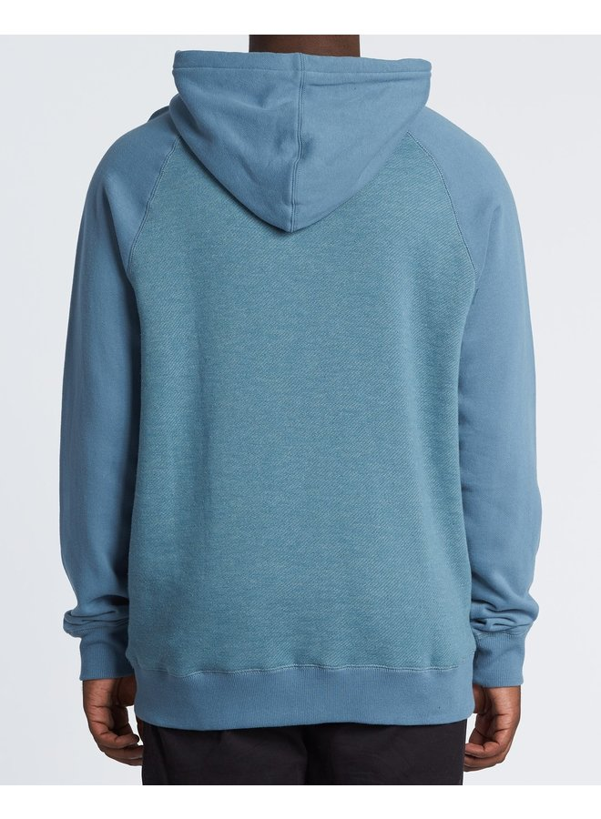 Balance Pullover Hoodie - Washed Blue