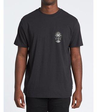 Treesnake Short Sleeve T-Shirt - Black