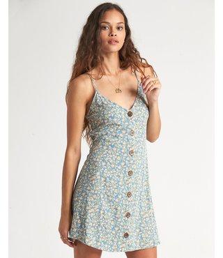 Sweet For Ya Dress - French Blue