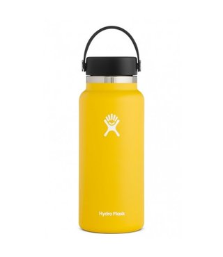 32 oz. Wide Mouth 2.0 Flex Cap Sunflower