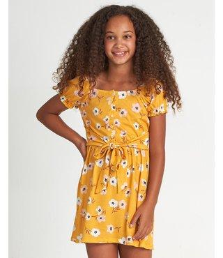 Girls' Letting Go Dress - Mango