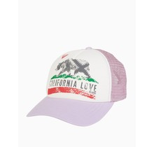 Girls' Pitstop Trucker Hat - Lilac