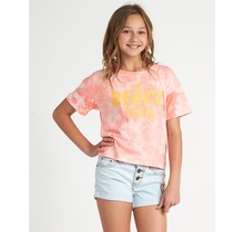 Girls' Beach Babe T-Shirt - Pink Haze