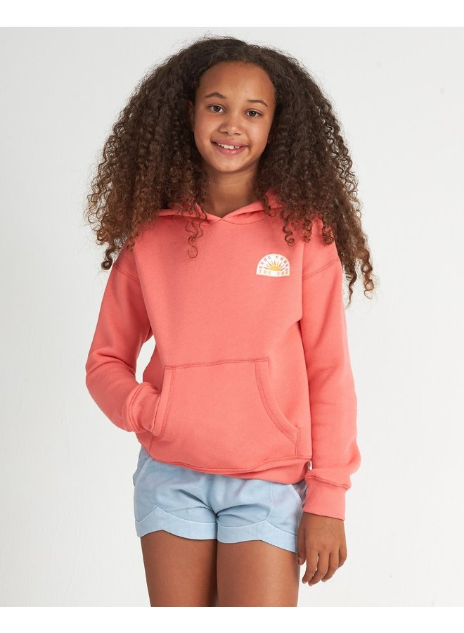 Billabong Girls Girls Wild Bloom Hoodie