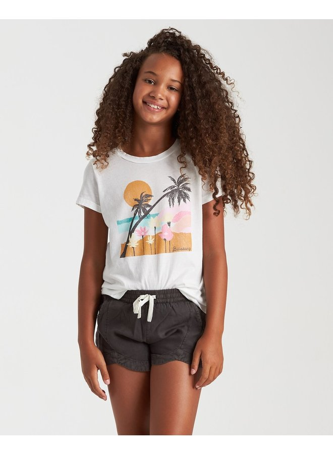 Girls' Mad For You Short - Black