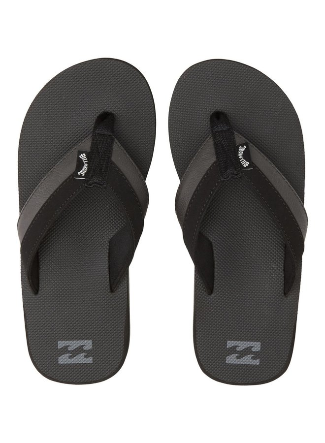 Boys' All Day Impact Sandals - Black