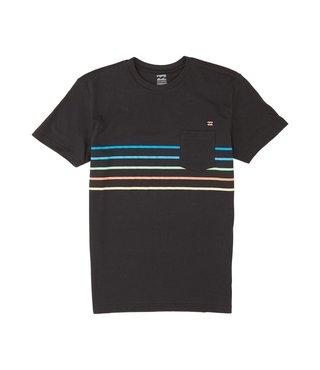 Boys' Spinner Short Sleeve T-Shirt - Black