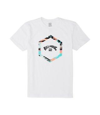 Boys' Access Short Sleeve T-Shirt - White