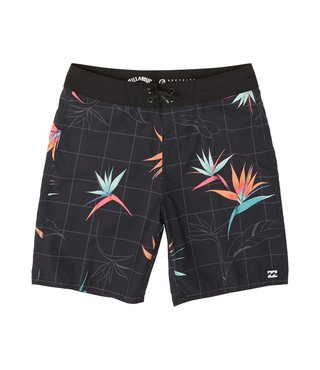 Boys' Sundays Originals Boardshorts - Black
