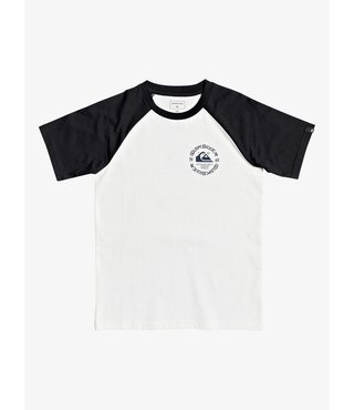 Boy's Started Out T-Shirt - White