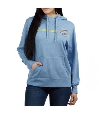 Other Dot Pullover Hoodie - Sky Heather