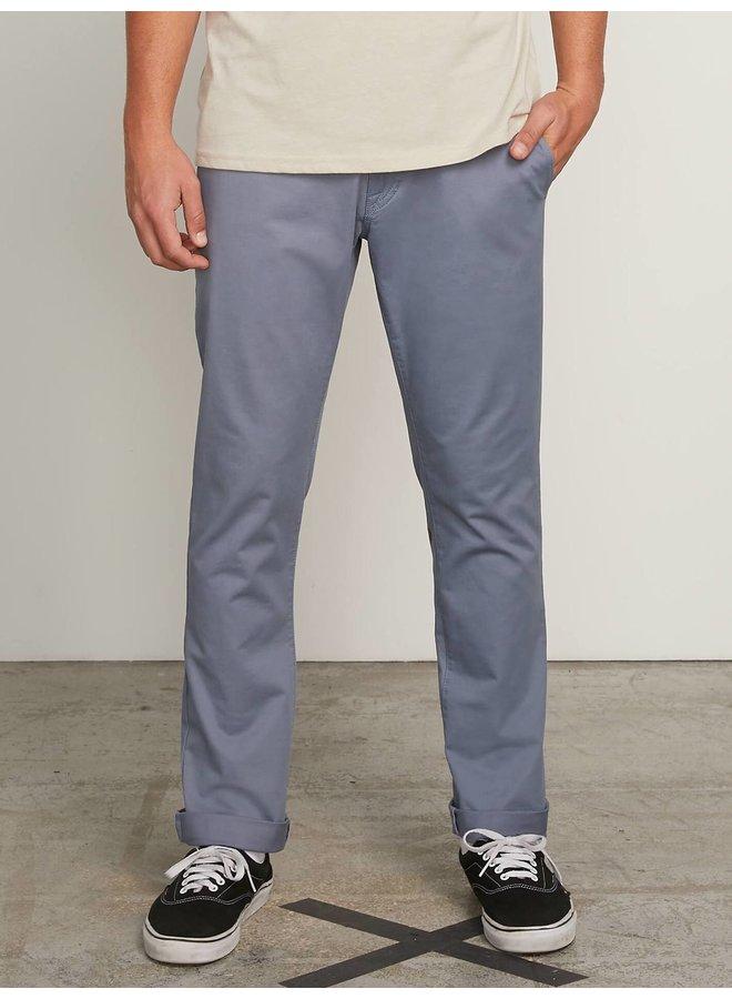 Boys Frickin Modern Stretch Chino Pants - Ash Blue