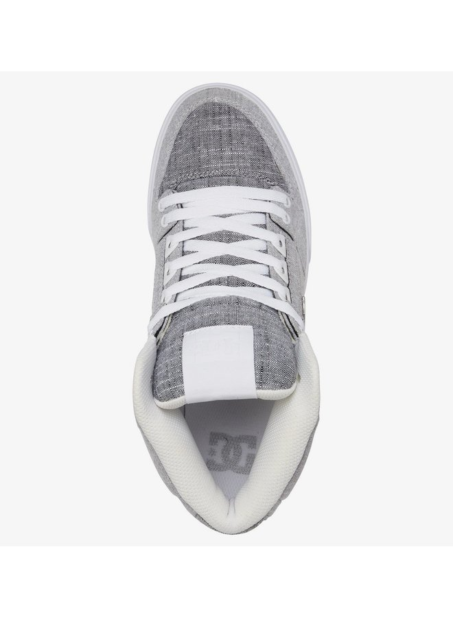 Pure WC TX SE High Top Shoes - Grey White