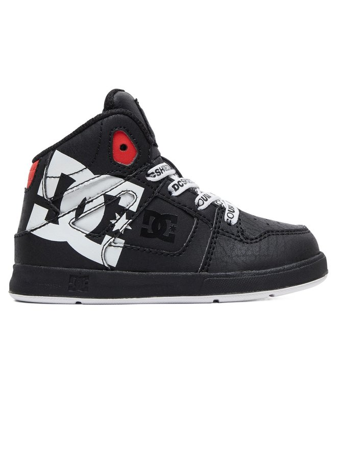 Toddler Pure SE High-Top Shoes - Blk Stencil