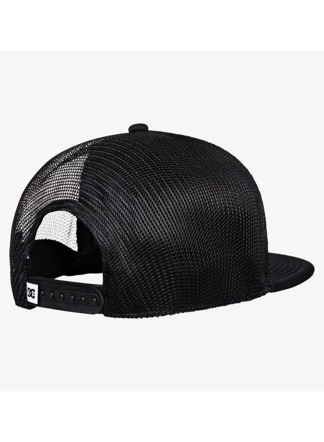 Boys Meet Up Trucker Hat - Black