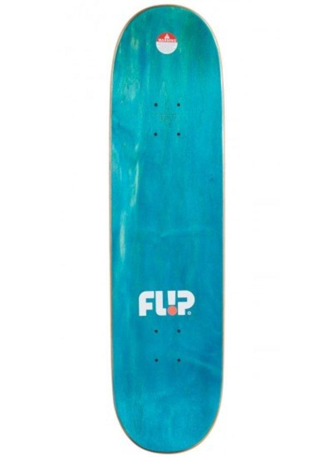 Oliveira Spiral 8.13 Skateboard Deck