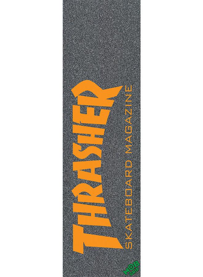 "Thrasher Skate Mag Orange 9"" Skateboard Grip Tape"