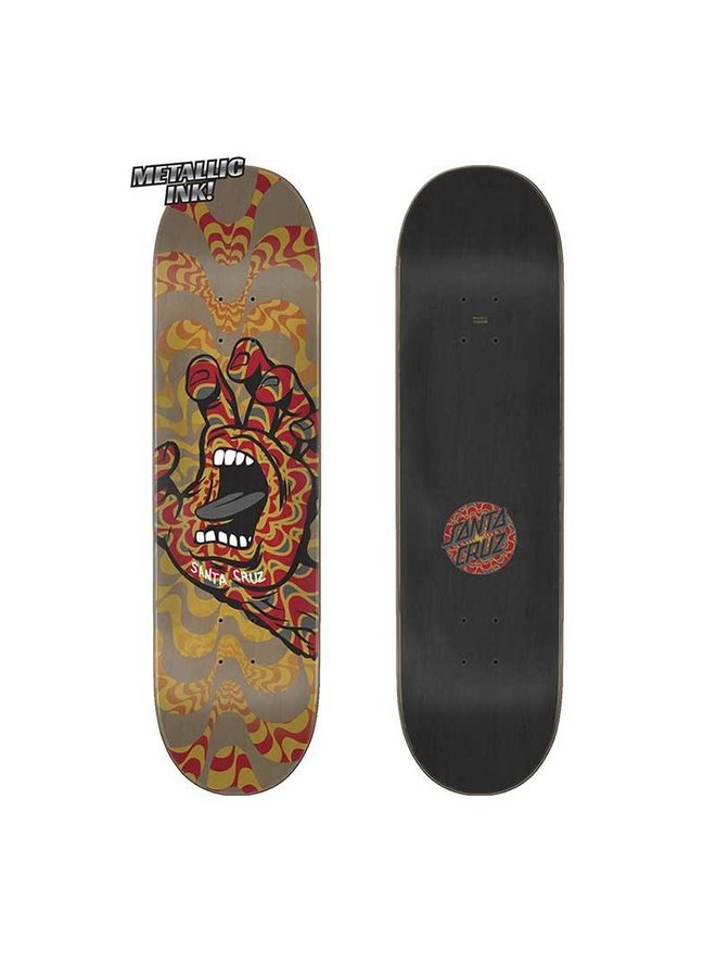 Kaleidohand 8.6 Skateboard Deck