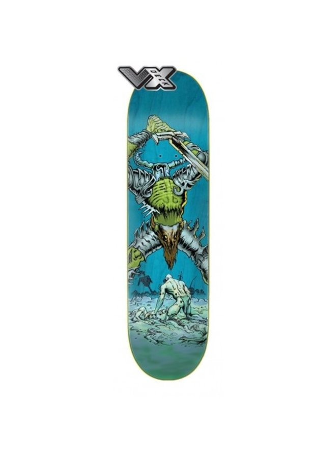 VX Battalion 8.6 Skateboard Deck
