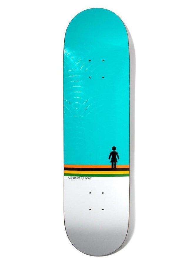 Brophy Horizon OG 8.5 Skateboard Deck