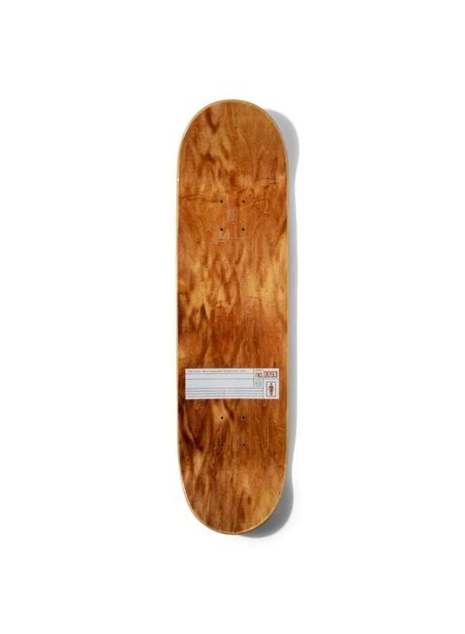 Pacheco Grid OG 8.375 Skateboard Deck