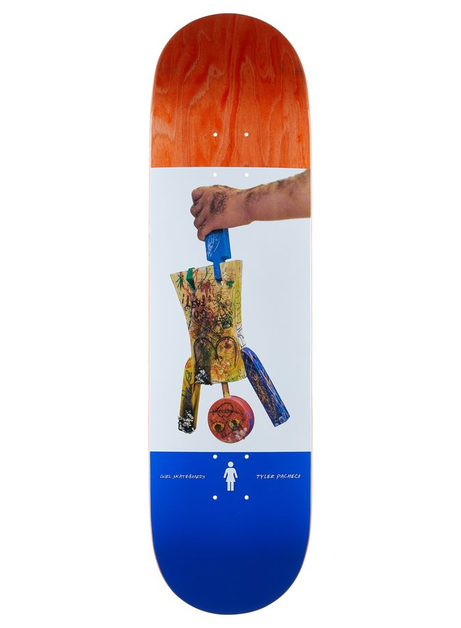 Pacheco One Off 8.5 Skateboard Deck