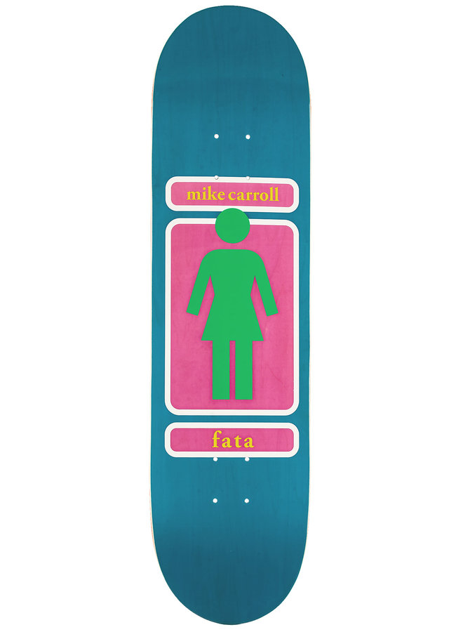 Carroll 93 Til 8.375 Skateboard Deck
