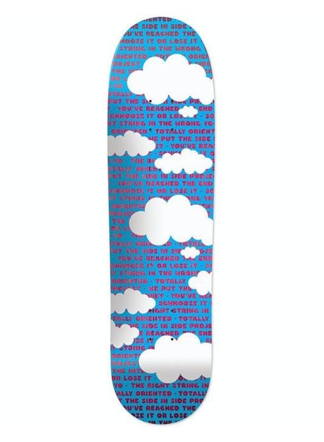 Sky Writings Skidul 8.5 Skateboard Deck
