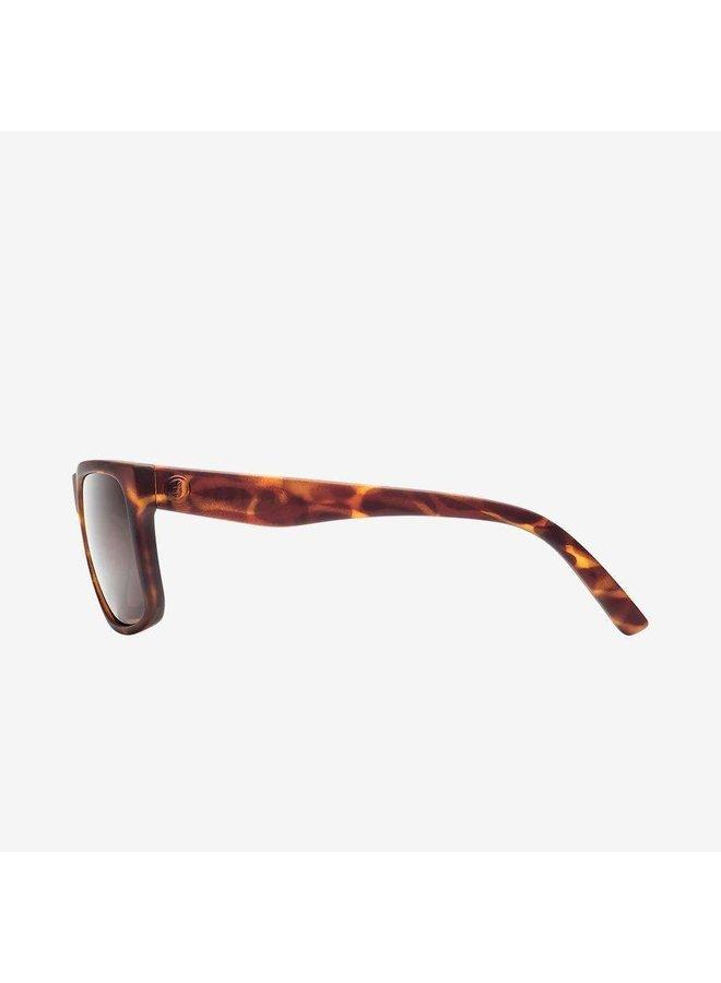 Swingarm Matte Tort Sunglasses w/ Bronze Polarized Lenses