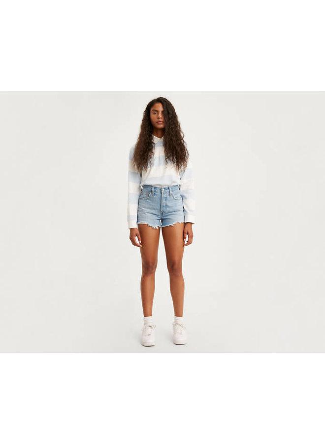 Women's 501® High Rise Shorts - Luxor Heat