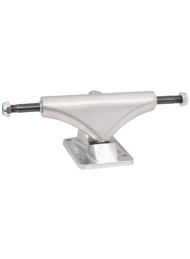Bullet 120mm Silver Skateboard Trucks (set)