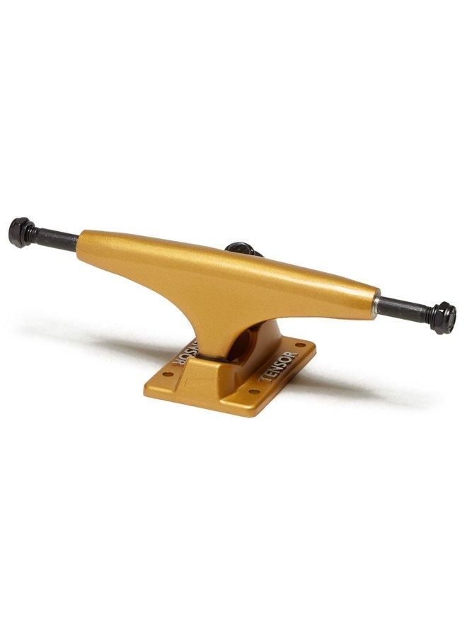 Tensor Alloys Gold Skateboard Trucks