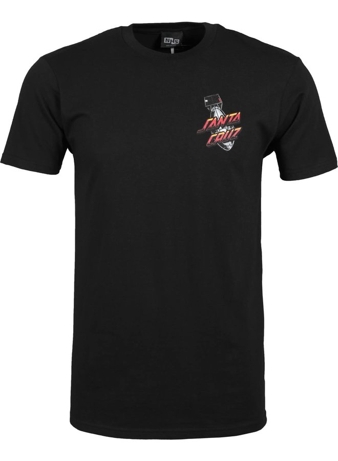 Doom Dot T-Shirt - Black