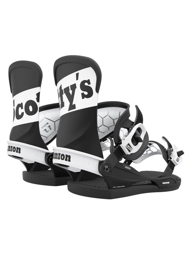 2021 Contact Pro Scott Stevens Snowboard Bindings