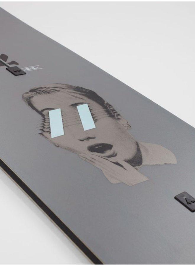 2021 Kilroy 3D Camber Snowboard