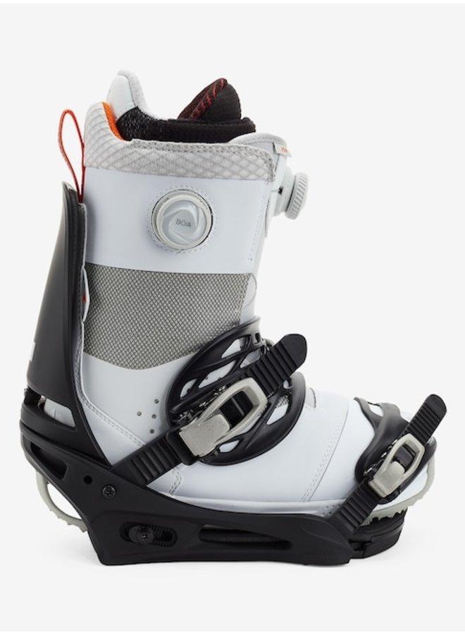 2021 Cartel Re:Flex Snowboard Binding Black