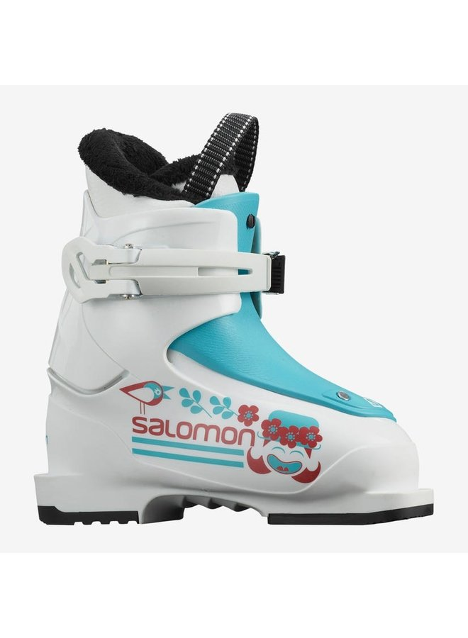 Kids Alp. Team T1 Girly: Wh/ScBlu