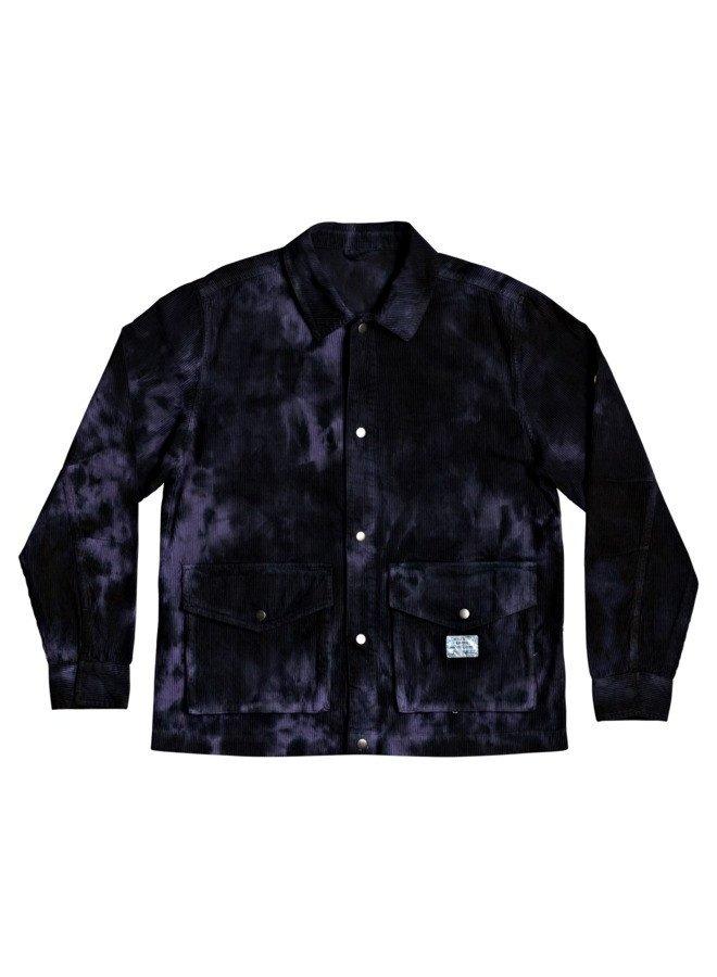 DC Men's Workman Corduroy Overshirt Jacket: Medium