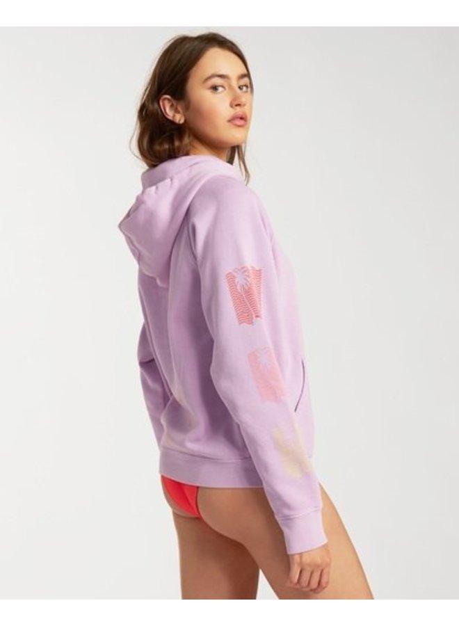 Catchin' Waves Pullover Sweatshirt