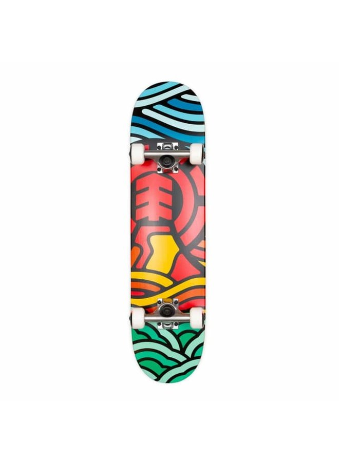 Element Complete Skateboard-Volcanic