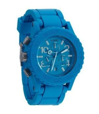 RUBBER 42-20 CHRONO: SKY BLUE
