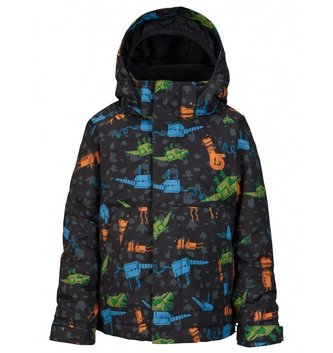 BURTON SNOWBOARDS BOYS MS AMPED JK