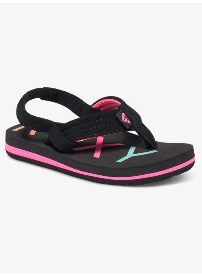 Roxy Toddler Vista 3 Sandal: