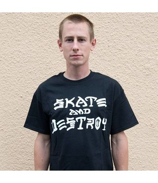 THR T-SHIRT SKATE AND DESTROY