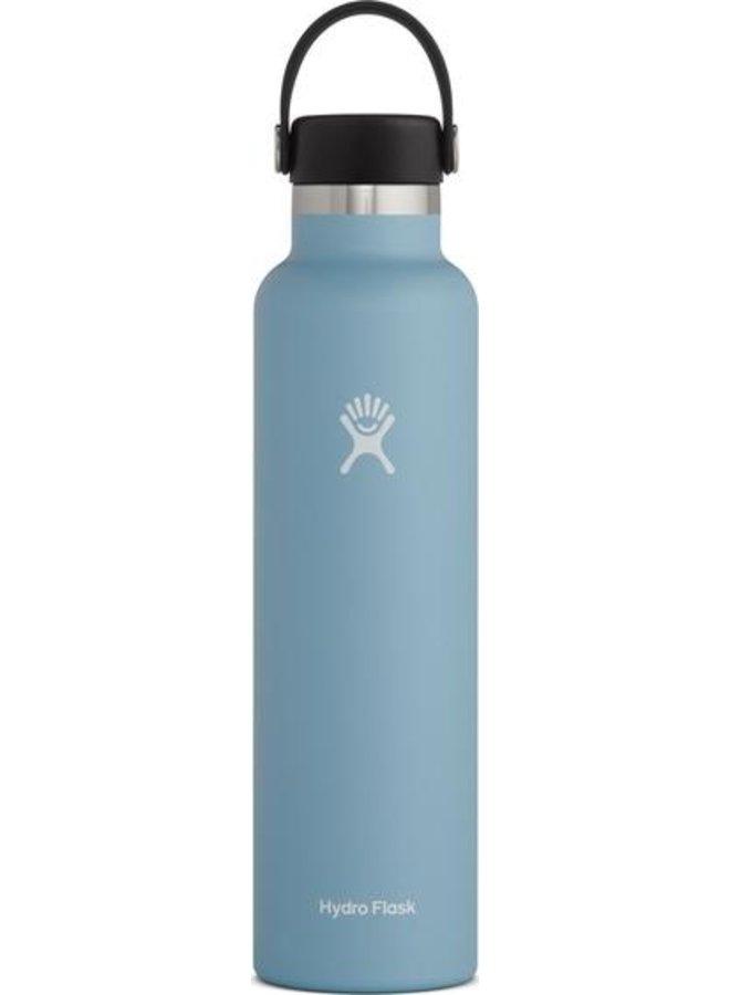 Hydroflask 24 OZ Standard Flex Cap: Rain