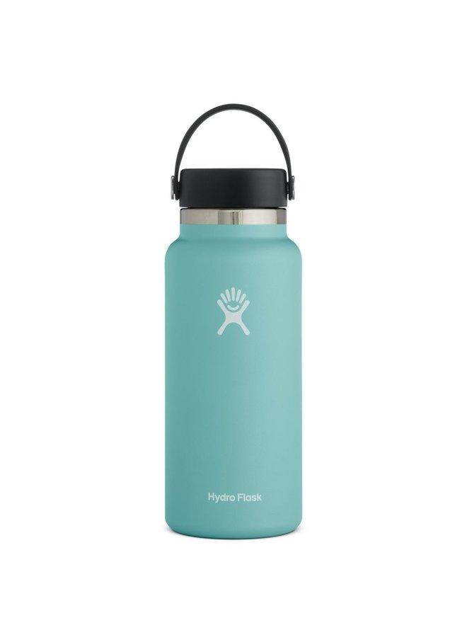 Hydroflask 32 oz Wide Flex Cap: Alpine